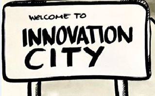graphic recording innovation city ecosystem futureofleadership