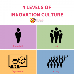 Levels of Innovation Culture